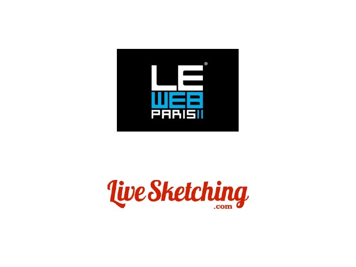 LeWeb Sketchnotes Day2