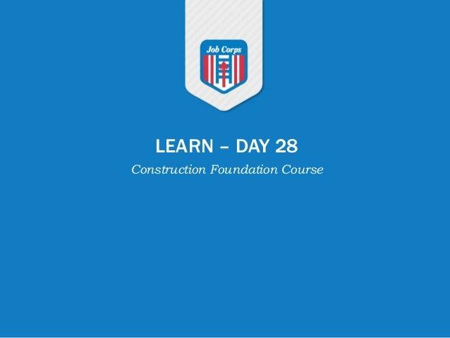 CFC Day 28