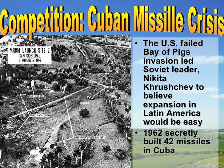 analyzing the failed invasion of cuba at the bay of pigs Cuba repels bay of pigs invasion a force of 1,400 cuban exiles from the usa landed at the bay of pigs in cuba with the the failed invasion proved an.