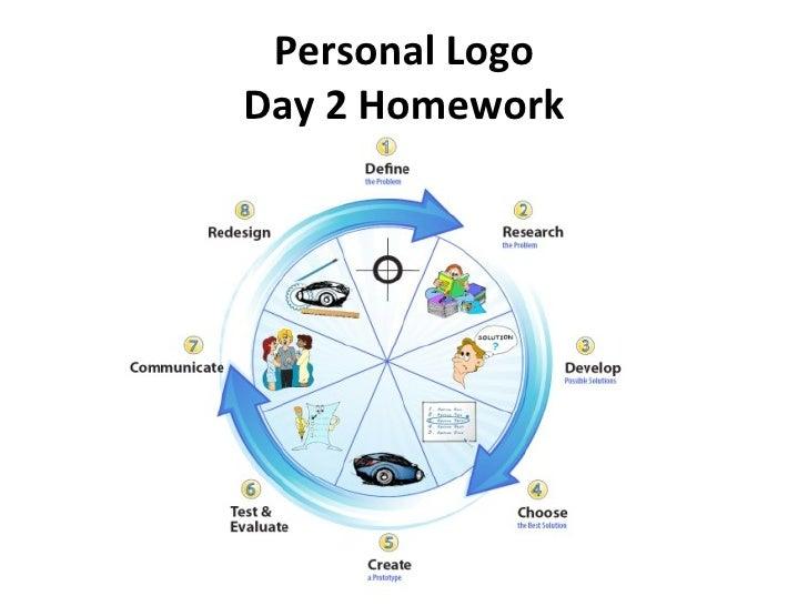 Personal Logo Day 2 Homework