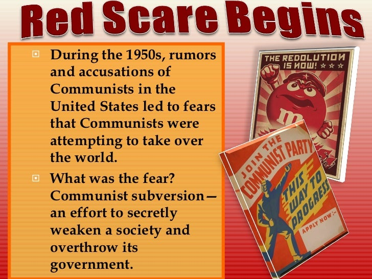 what were americas fears during the cold war? essay And right she was, adding to my fear the communists were getting close  what was it like for a russian living in america during the cold war.