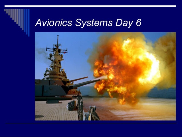 Avionics Systems Day 6