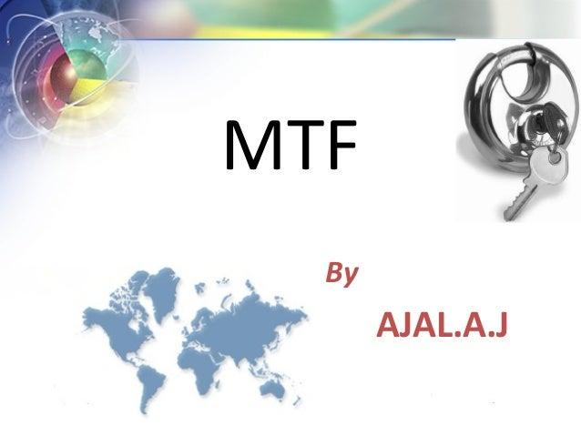 By AJAL.A.J MTF