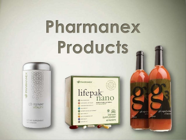 • LifePak FamilyPharmanex offersnutritional supplementsformulated to nourishand protect your body.