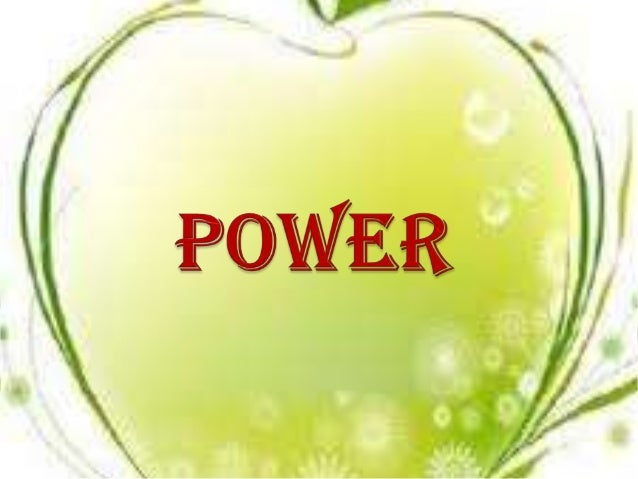 Electrical power is electrical energy that is produced or    needed per time unit.