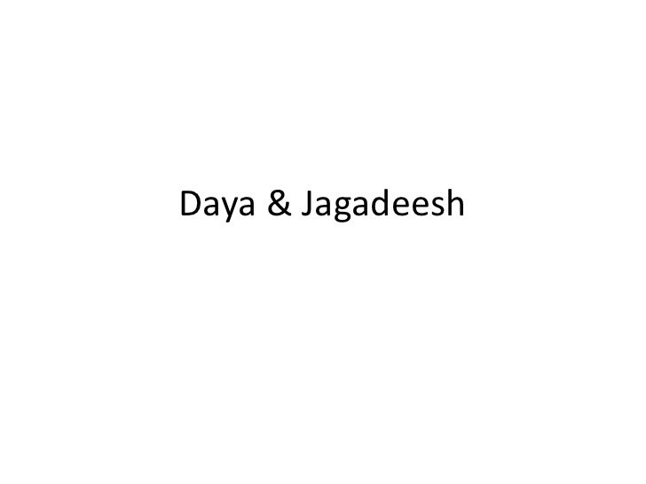 Daya & Jagadeesh<br />
