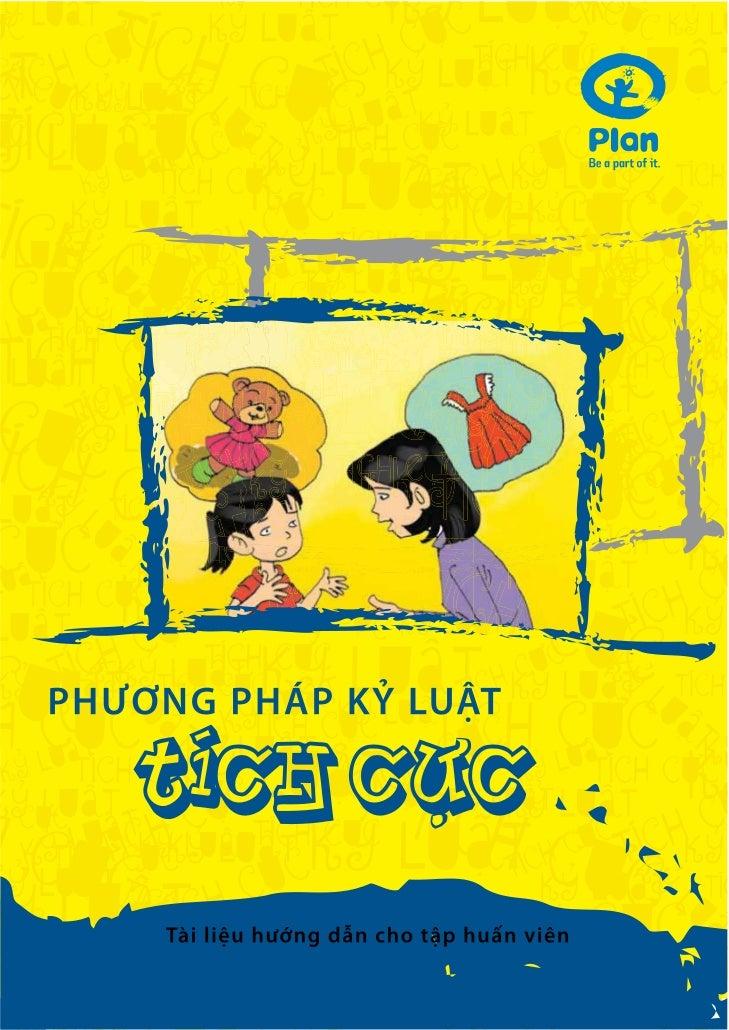 Kỷ luật tích cực - Ts. Hảo - bản quyền Plan Vietnam