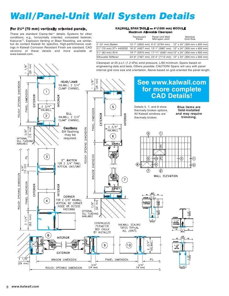 Kalwall Technical Brochure