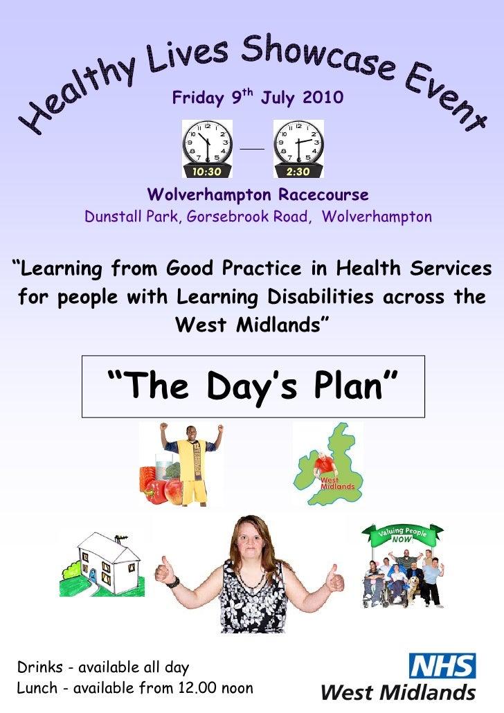 Days Plan