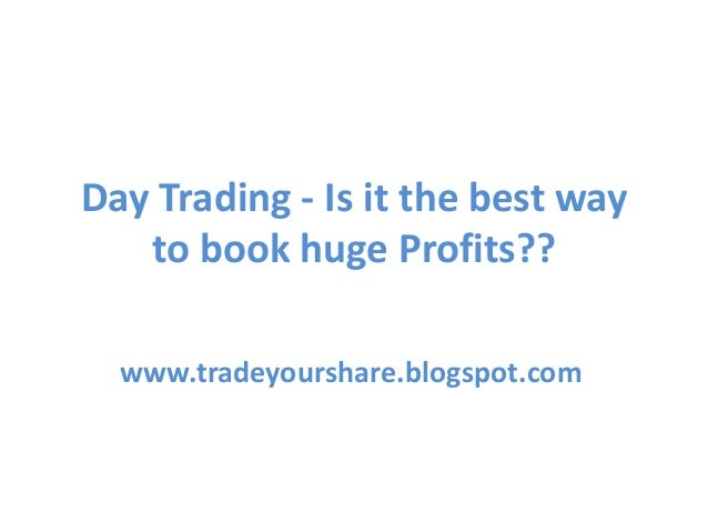 Best way to make money day trading options