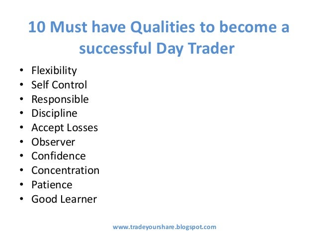 Good day trading brokers