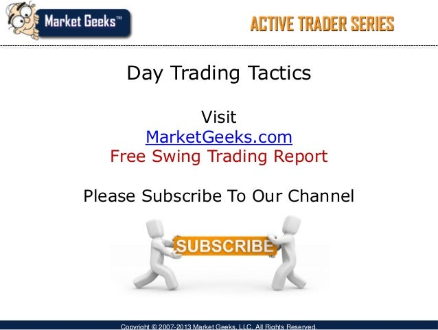 Day trade options strategies