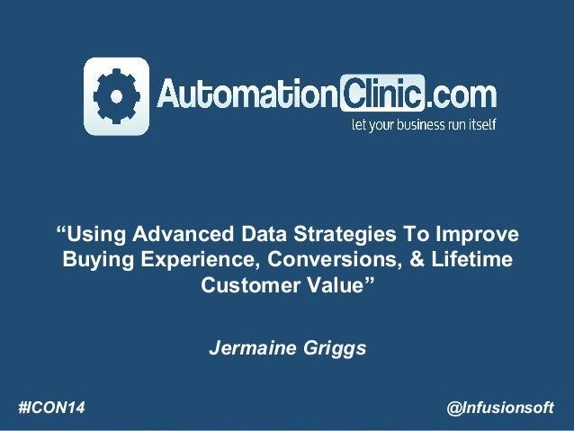 Jermaine Griggs - Tagging & Segmentation