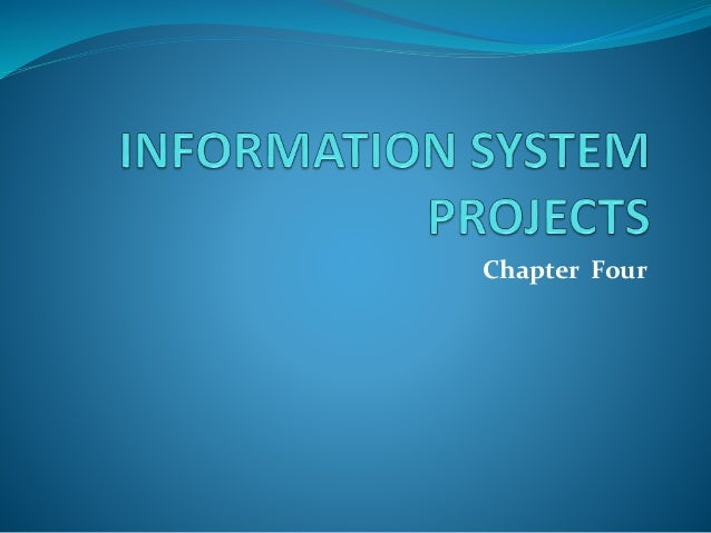 INFORMATION SYSTEM PROJECTS
