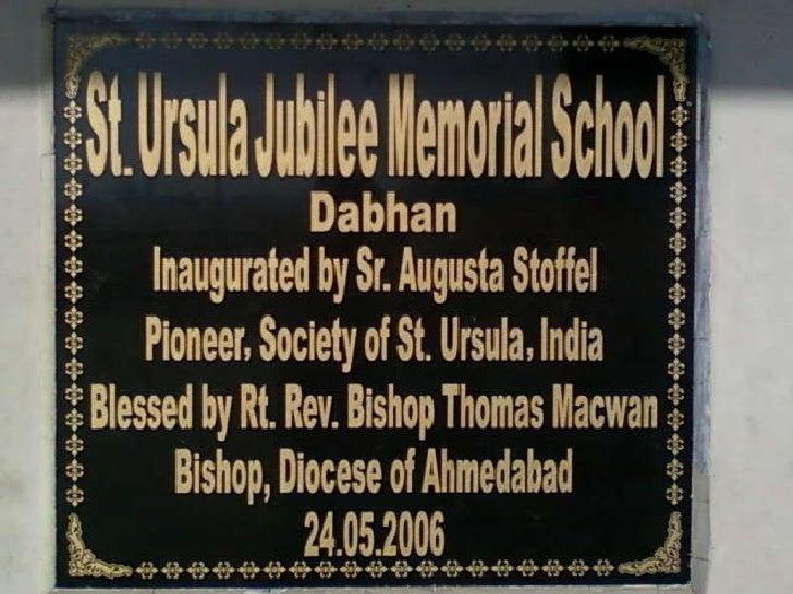 St  Ursula School