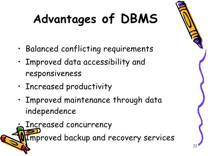 disadvantages of database management system Disadvantages Of Database Management System