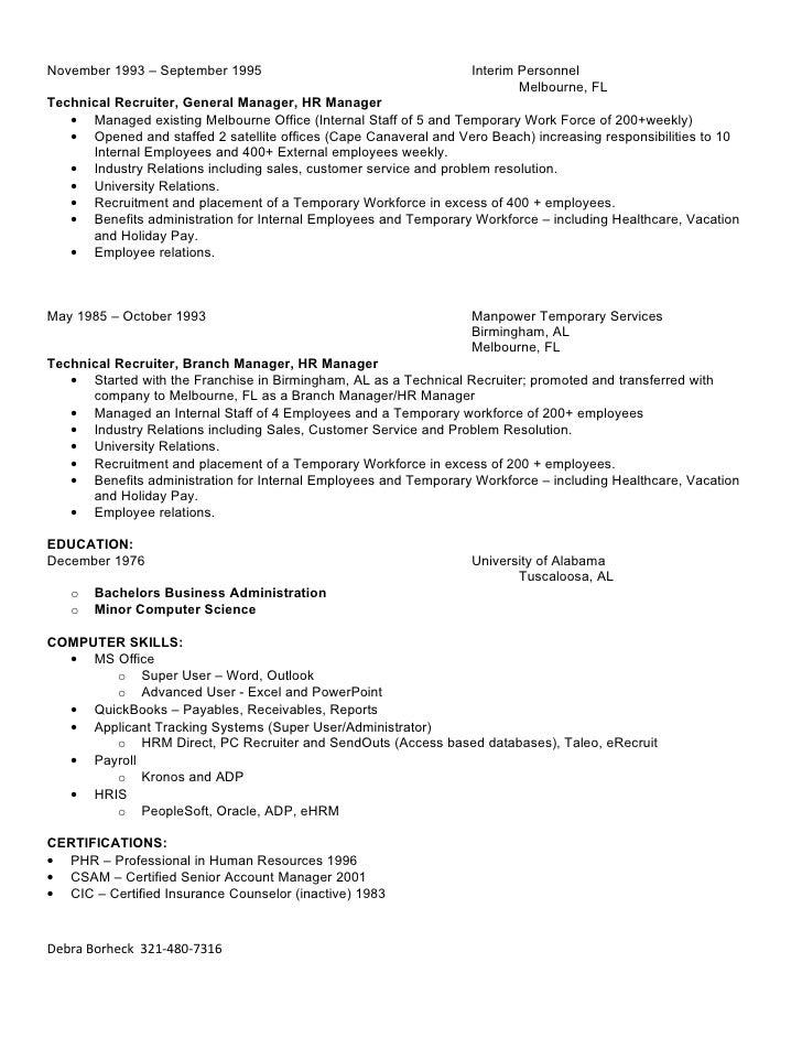Resume Writer Melbourne Florida Elioleracom