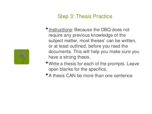 believe essay writing instructions
