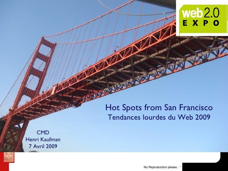 Debrief Web2.0 San Francisco 2009