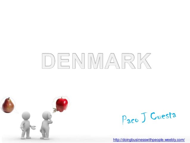 D bw p - country profiles - denmark