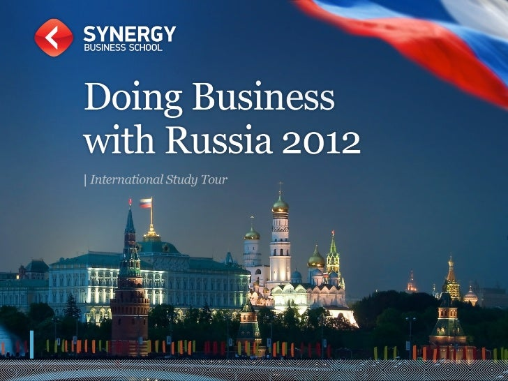 Doing Business with Russia