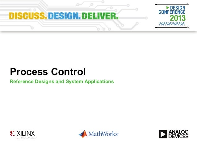Process ControlReference Designs and System Applications