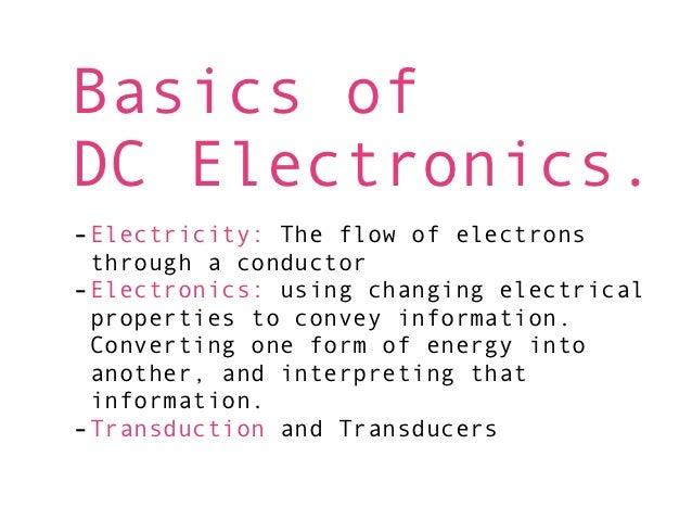 DC Concepts