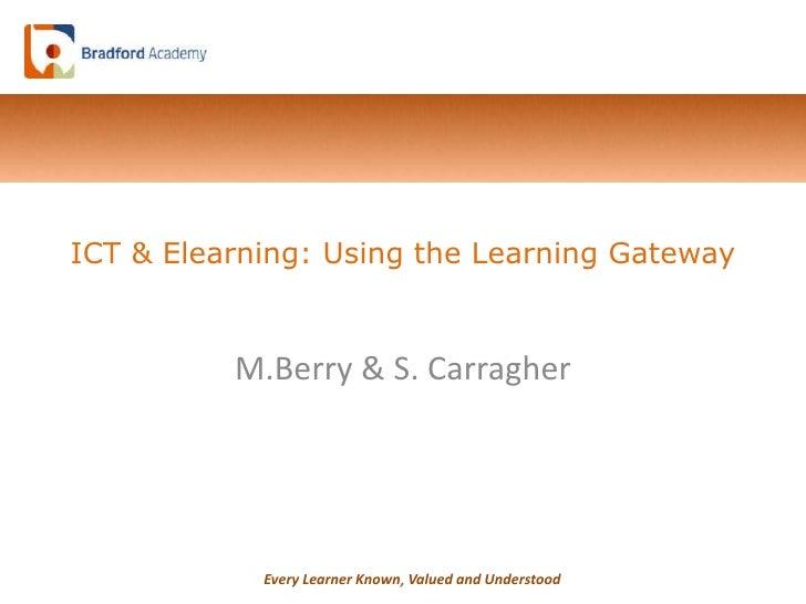 E-Learning: session1
