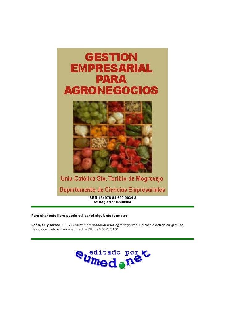 ISBN-13: 978-84-690-9034-3                                      Nº Registro: 07/90984   Para citar este libro puede utiliz...
