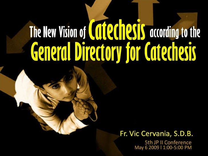 New Vision of Catechesis 3