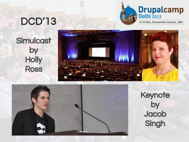 DCD Keynote