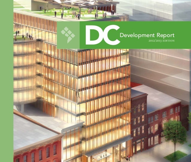 DC Development Report: 2012/2013 Edition