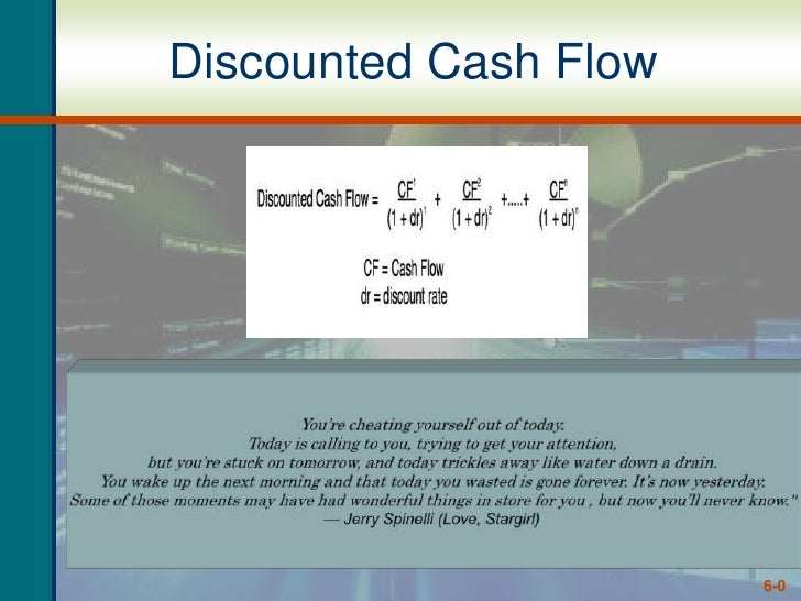 Http Www Slideshare Net Elitedealmaker Discounted Cash Flow