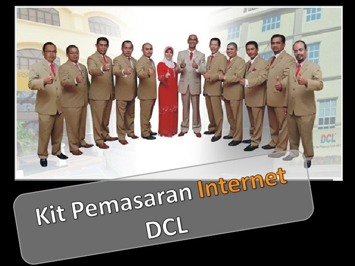 DCL Internet Marketing Kit