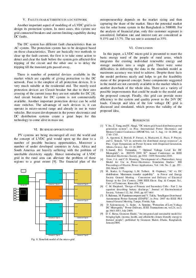Distributed generation phd thesis
