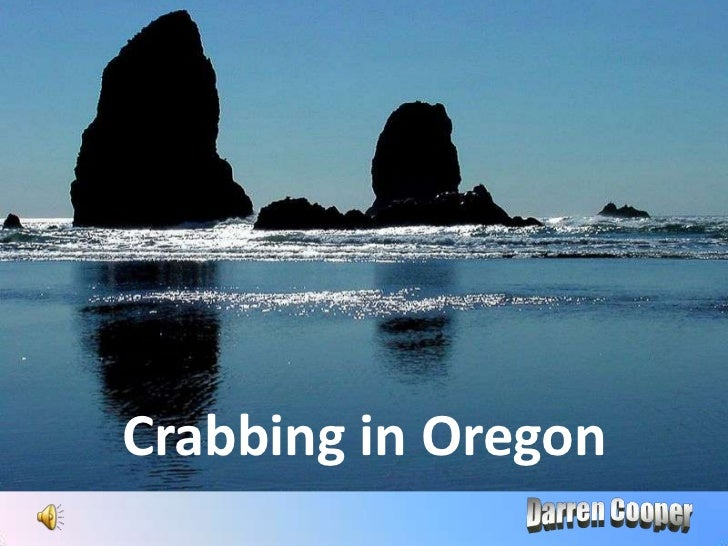 D cooper crabbing in oregon