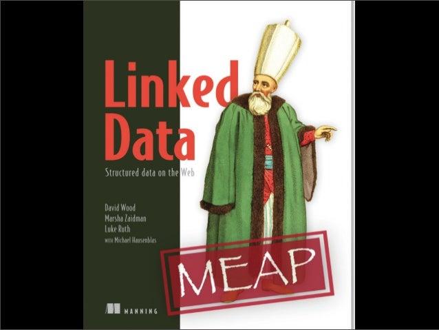 Linked Data Book: DC Semantic Web Meetup 20130129