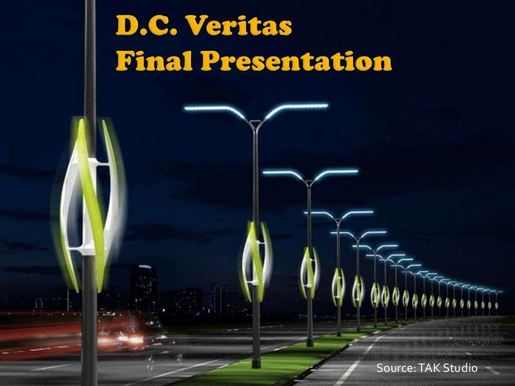 D.C. VeritasFinal Presentation<br />Source: TAK Studio<br />