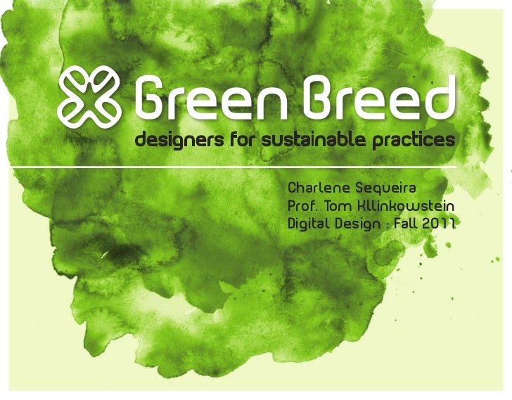 The Green Breed- test 1