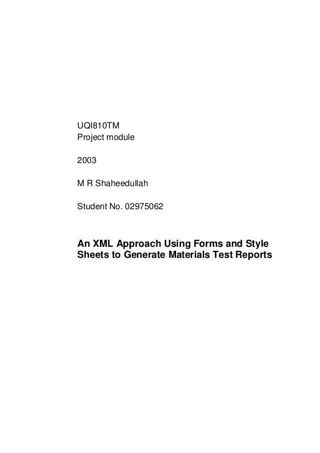 Dissertation msc biotechnology