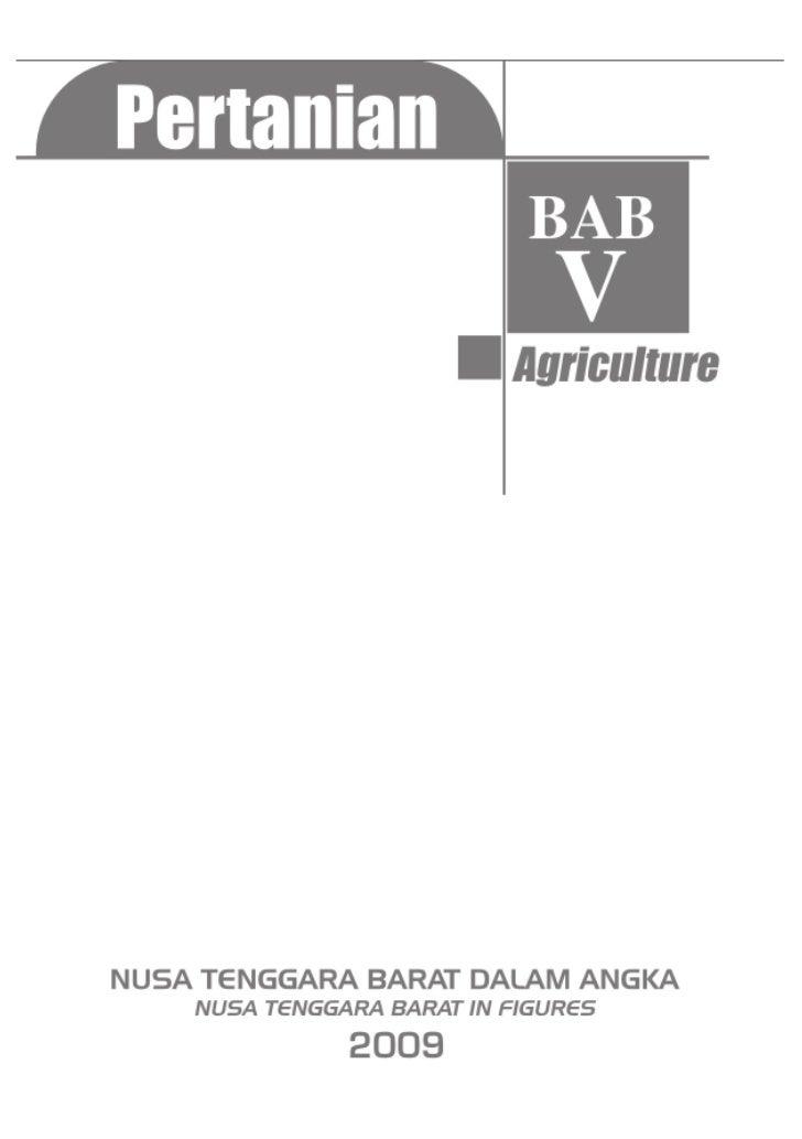Pertanian (Perikanan) NTB