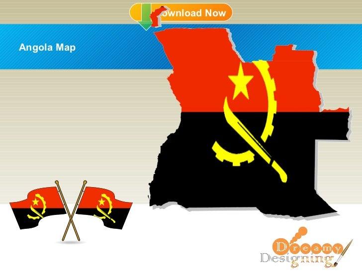 DD Angola Map
