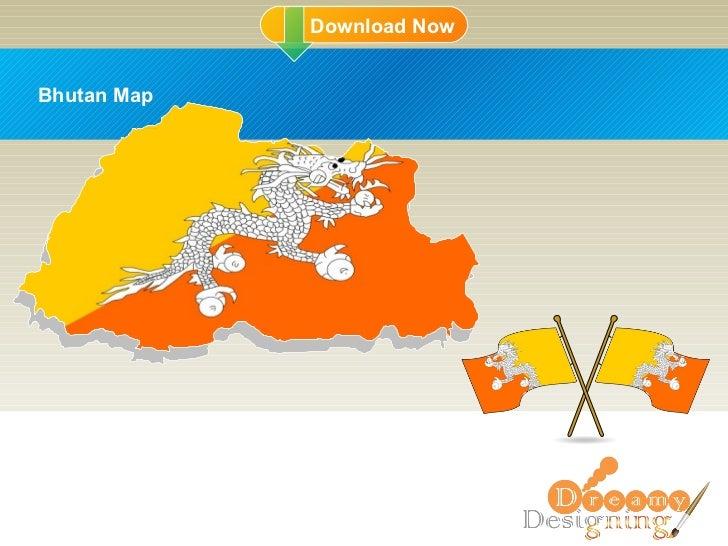 Download NowBhutan Map