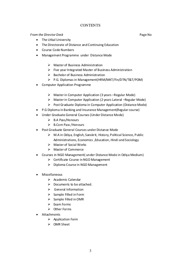 What does a dissertation prospectus look like - progprof ru