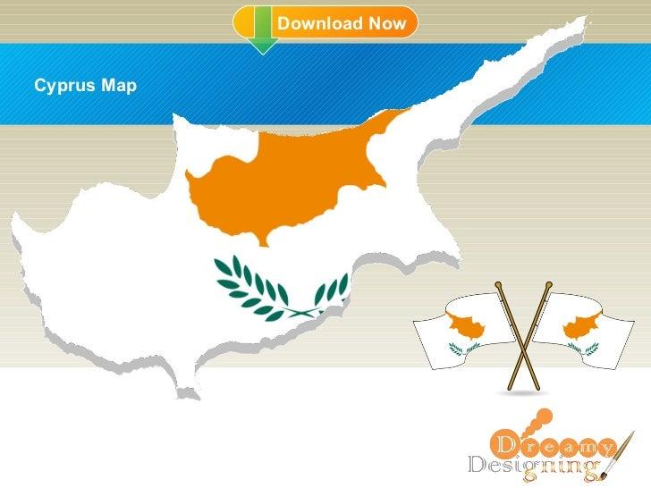 DD Cyprus Map