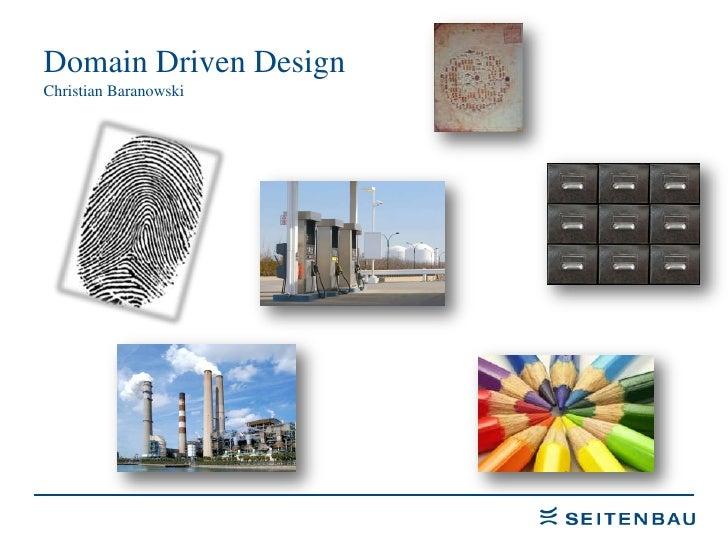 Domain Driven Design - 10min