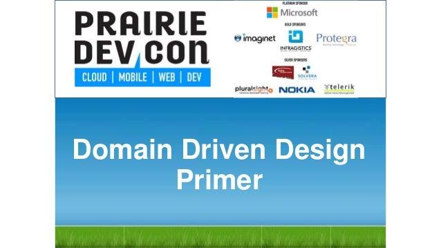 Domain Driven DesignPrimer