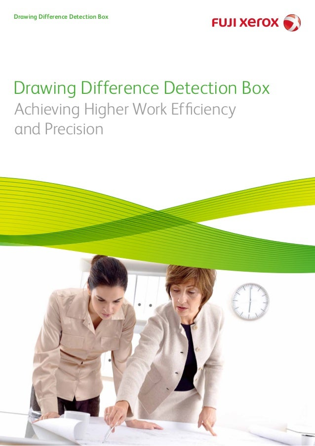 Drawing Difference Detection Box