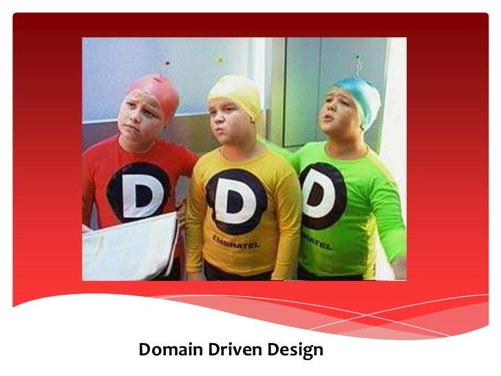 DDD Presentation