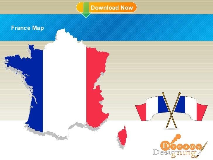DD France Map